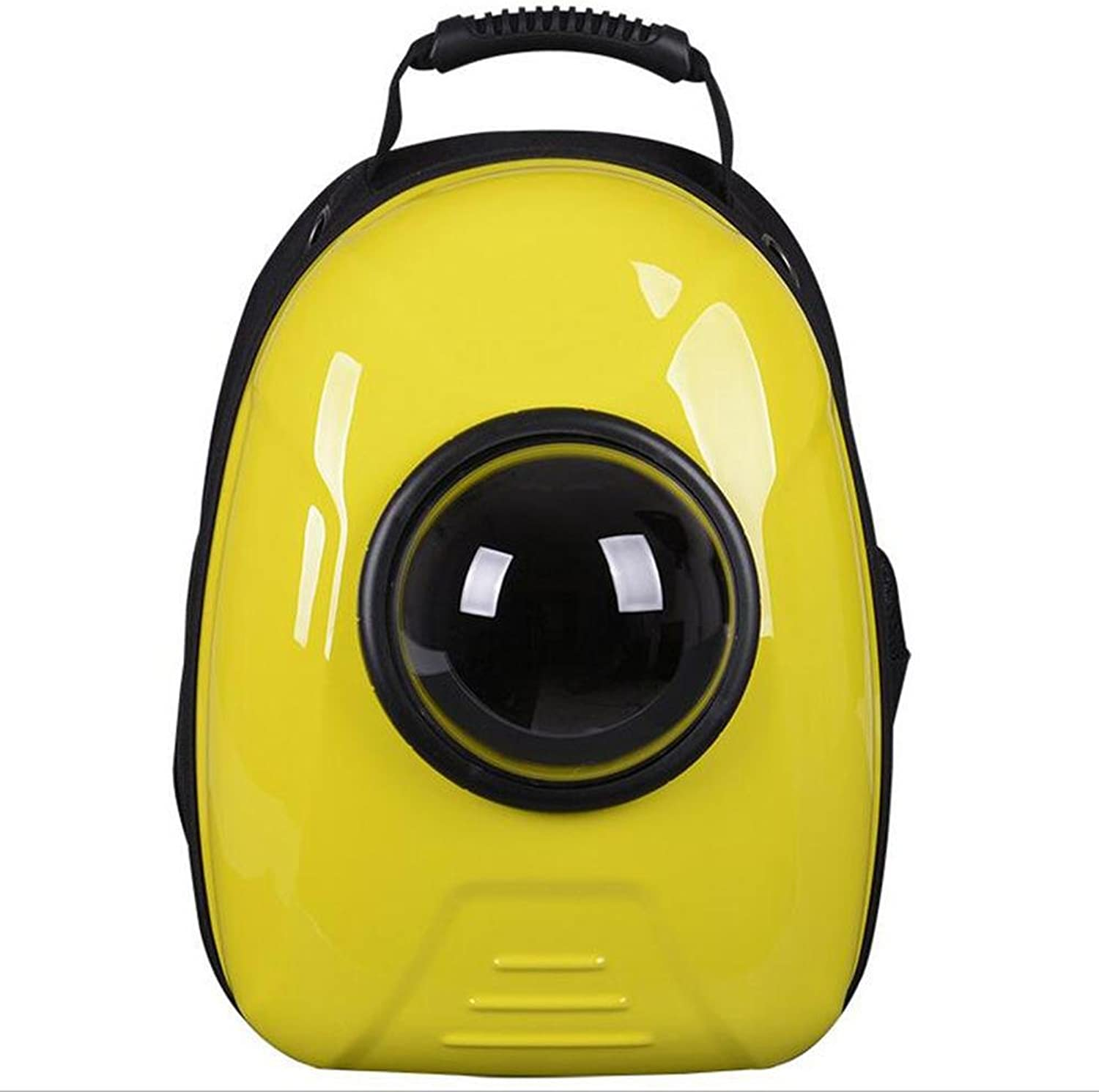 MAOFA Pet backpack pet space bag portable backpack 31  24  43cm 3