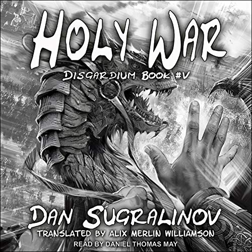 Couverture de Holy War