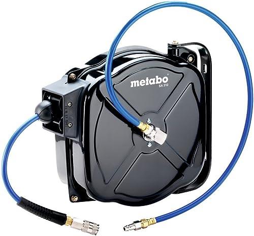 Metabo 628824000 Schlauchaufroller SA 312, Mehrfarbig