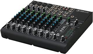 Mackie 1202VLZ4 | High-Performance VLZ4 Series Phantom Powered 12-Channel Analog Mixing Station, 1202VLZ4 with 4 Onyx Mic ...