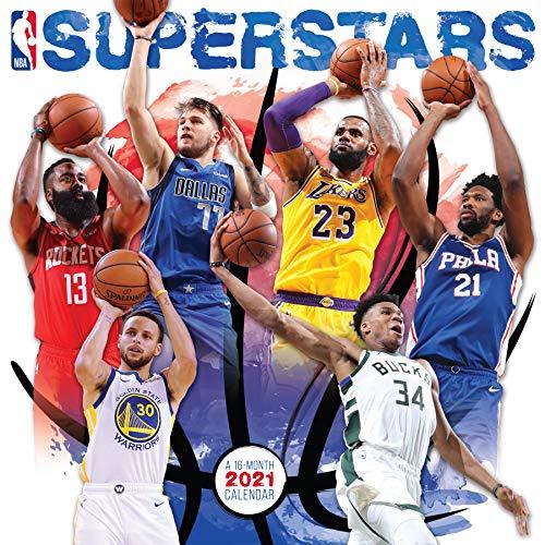 Nba Superstars Calendar