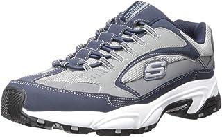حذاء رجالي بدون كعب Stamina Woodmer من Skechers