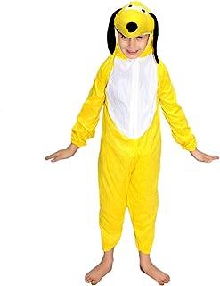 Dog Cartoon Costume -Yellow,for Boys & Girls