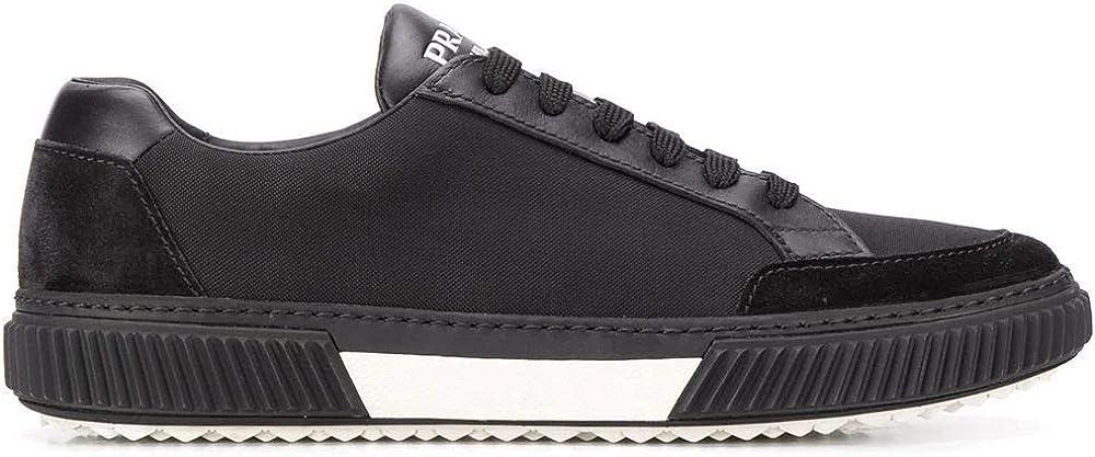 Prada luxury fashion sneakers da uomo, in pelle 4E34673OF1F0967