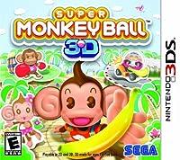 Super Monkey Ball 3ds-Nla