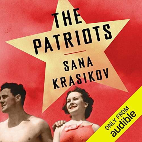 The Patriots audiobook cover art