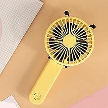 YAOHEHUA Opvouwbare Ventilator Mini Draagbare Pocket Fan Cool Air Hand Held Reizen Koeling Power Office Outdoor Thuis Mini...