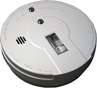 Kidde Battery Operated Smoke Detector Alarm with Safety Light | Model i9080