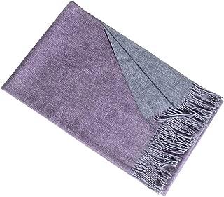 Wiwsi Womens Soft Cashmere Feel Faux Pashmina Shawls Wraps Winter Scarf Scarves