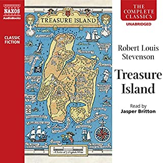 Treasure Island                   By:                                                                                                                                 Robert Louis Stevenson                               Narrated by:                                                                                                                                 Jasper Britton                      Length: 6 hrs and 13 mins     31 ratings     Overall 4.3