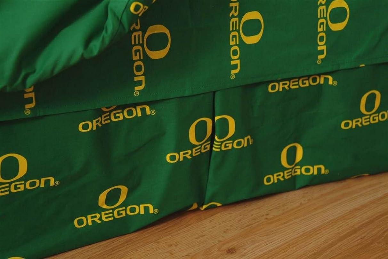College Covers University of Oregon Ducks Dust Ruffle Bed Skirt