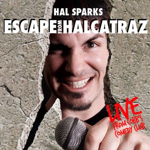 Escape from Halcatraz audiobook cover art