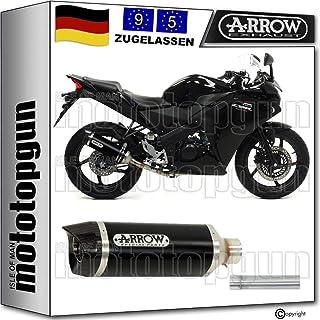 Suchergebnis Auf Für Honda Cbr 125 R Komplettanlagen Auspuff Abgasanlage Auto Motorrad