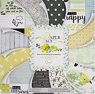 IDULL 12x12 Scrapbook Paper Cardstock for Scrapbooking and Card Making
