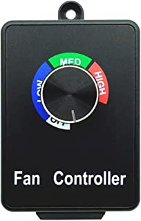 Motor Speed Controllers,Air Fan Speed Controller Max 350w Hydroponic Inline Duct Fan Speed Controller Adjuster