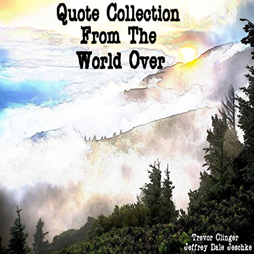 Quote Collection from the World Over audiobook cover art