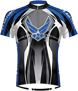 air force cycling jersey