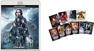【メーカー特典あり】ローグ・ワン/スター・ウォーズ・ストーリー MovieNEX [ブルーレイ+DVD+デジタルコピー(クラウド対応)+MovieNEXワールド] [Blu-ray] 「スター・ウォーズ」コレクション・カードセット(10枚組)