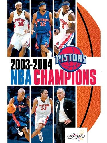 2003-2004 NBA Champions - Detroit Pistons