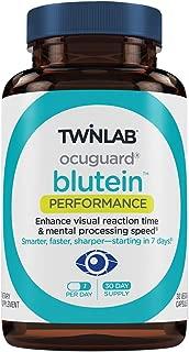 Twinlab Ocuguard Blutein Performance  30 Capsules   Eye Strain and Fatigue