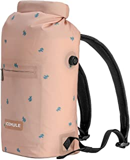 IceMule Jaunt Insulated Backpack Cooler Bag - Hands-Free, Collapsible, Waterproof and Soft-Sided, This Highly Portable Cooler is Ideal for Hiking, The Beach, Picnics, Camping, Fishing - Go Series