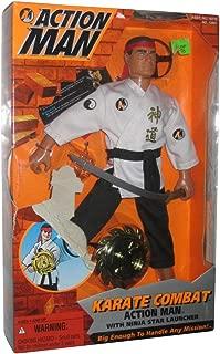 Action Man Karate Combat Figure