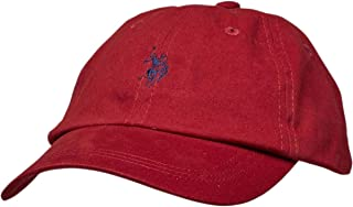 12347f4d049e Amazon.es: gorra polo - Rojo