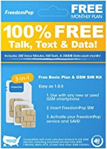 Best freedompop sim kit Reviews