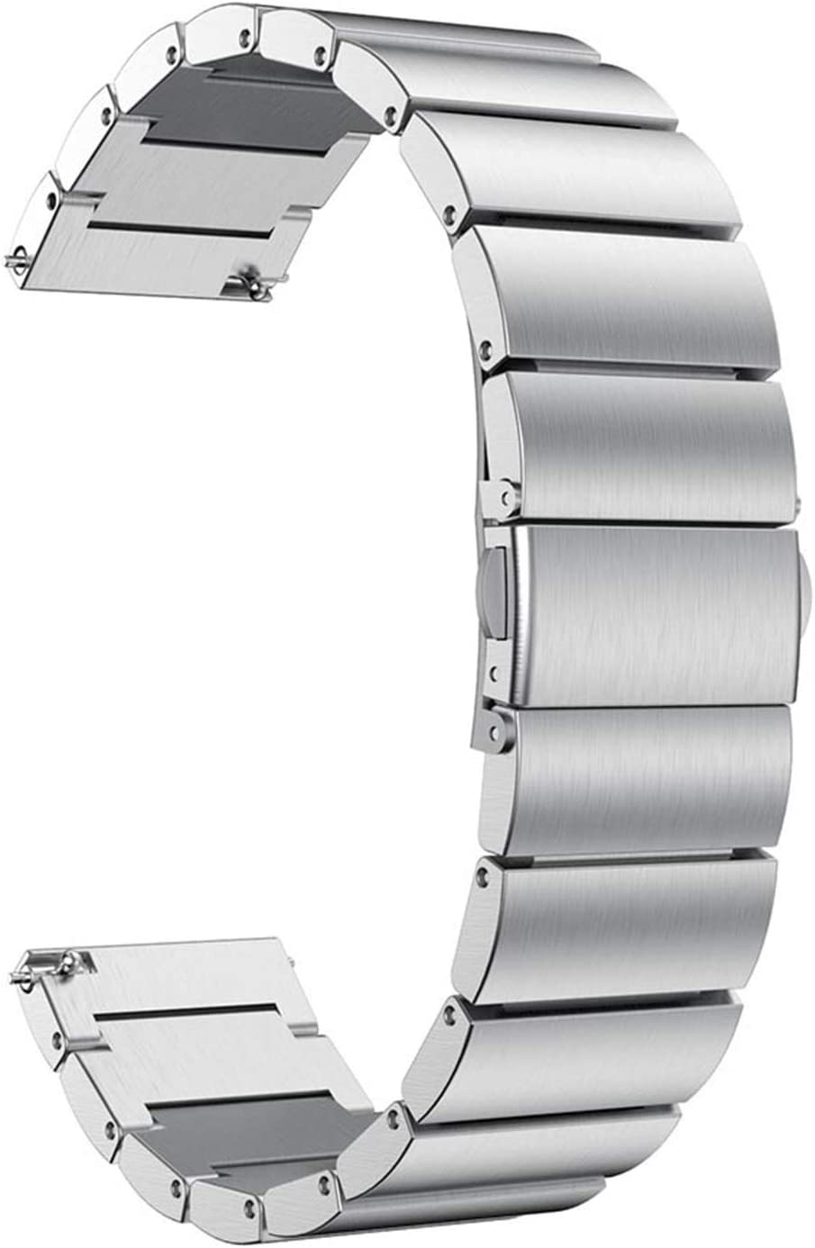 XYSCFF 20mm Luxury Stainless Memphis Mall Steel Factory outlet Wristband Huawei 2 for Watch