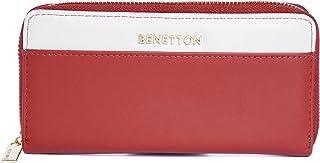 United Colors of Benetton Women's Clutch Bag (Burnt Orange)