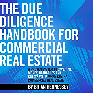 The Due Diligence Handbook for Commercial Real Estate cover art