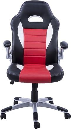 silla ergonómica escritorio oficina giratoria brazos malla