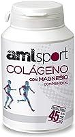 AMLsport - Colágeno con magnesio – 270 comprimidos articulaciones fuertes. Regenerador de tejidos con colágeno...