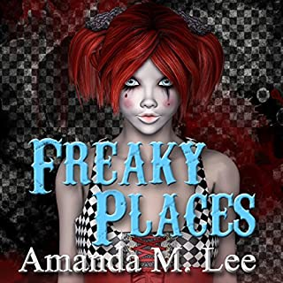 Freaky Places audiobook cover art