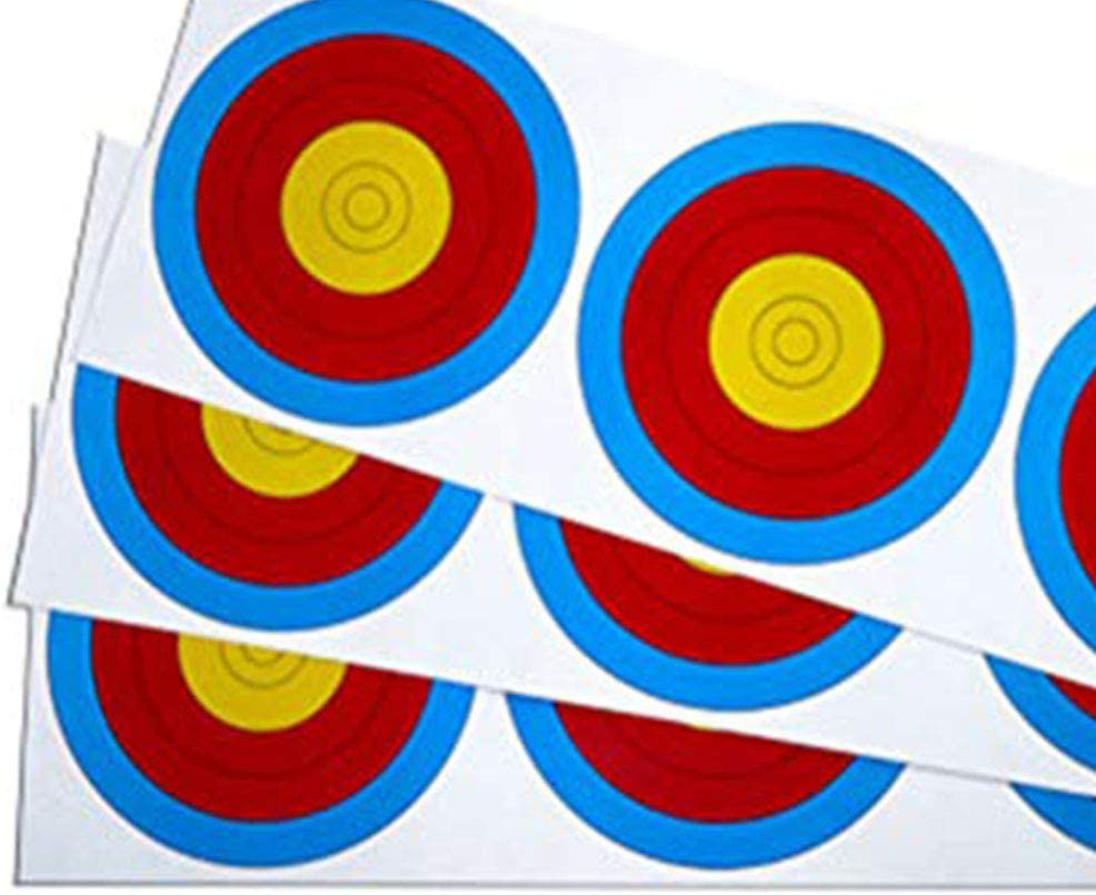US-CZ-XING Standard Specification Archery Target Faces 22 x 64cm