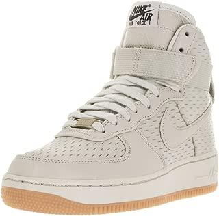 654440-005: Women's Air Force 1 High Top Premium Basketball Sneakers (7 B(M) US)