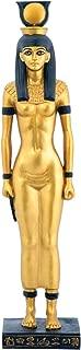 four statues of the goddess sekhmet