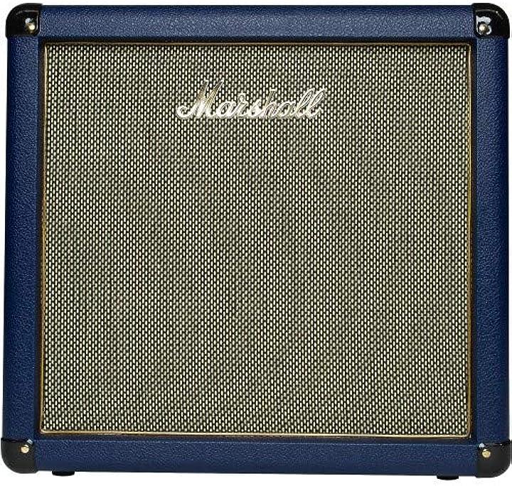 Amplificatore marshall studio classic sc112 cabinet per chitarra navy blue limited edition 2020 MRSC112D5