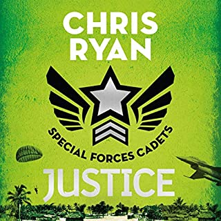 Special Forces Cadets 3: Justice cover art