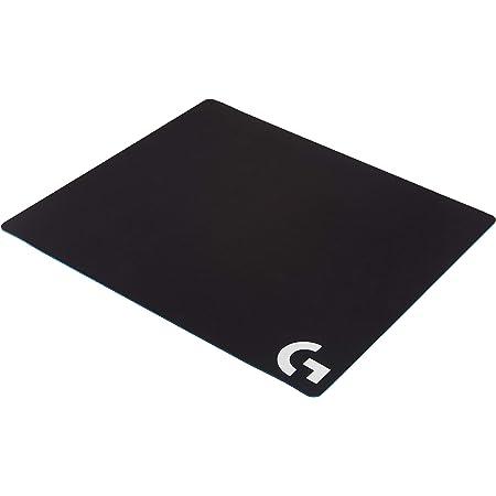 Logitech G640 Large Cloth Gaming Mousepad - Black