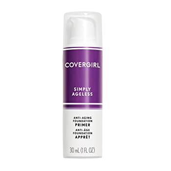 Covergirl and Olay Simply Ageless Makeup Primer