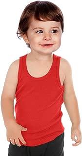 toddler red tank top