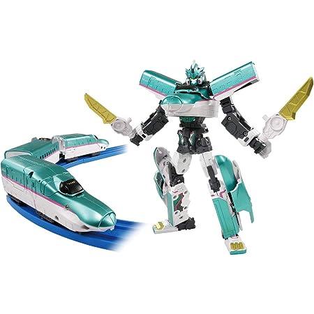 プラレール 新幹線変形ロボ シンカリオンZ シンカリオンZ E5はやぶさ 【日本おもちゃ大賞2021 キャラクター・トイ部門 優秀賞】