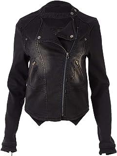 Boho Bird Womens Jackets Road Less Travelled Jacket Black - Coats