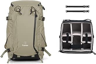F-stop Lotus 32 L Bundle – Incluye Slope Medium ICU (Unidad de cámara Interna) y Gatekeepers, m135-71-00A, Aloe