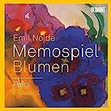 DuMont Buchverlag GmbH Emil Nolde. Blumen/Flowers (dt./ENGL.): Memospiel/Pairs - Stiftung Seebüll Ada und Emil Nolde