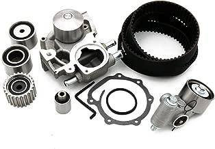 Timing Belt Water Pump Kit fits for 2004-2011 Subaru Forester Impreza,2005-2011 Subaru Legacy Outback, 2004-2006 Baja 2005 Saab 9-2X 2.5L SOHC