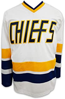 *Slapshot* Charlestown Chiefs Replica Home Jersey - Size X-Large