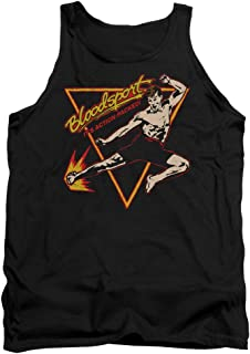 Action Sports Film It�s Action-Packed Adult Tank Top Shirt