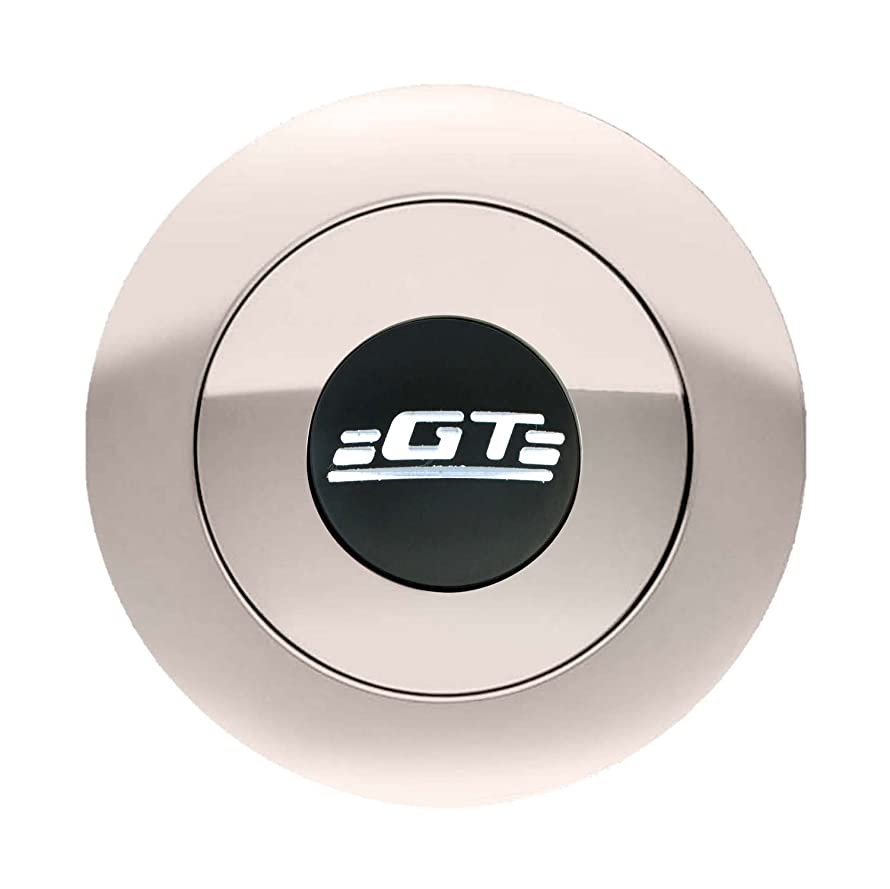 GT Performance 11-1164 Horn Button with GT Emblem, Large